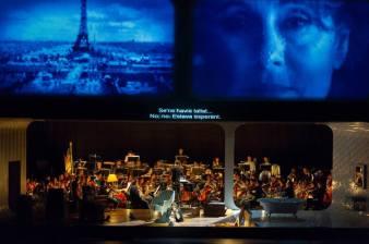 La voih Humaine al Liceu, producció de Paco Azorín © A. Bofill