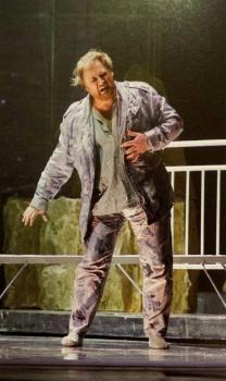 Torsten Kerl (Tristan) al San Carlo de Nàpols