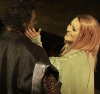 Gregory Kunde i Maria Agresta a l'Otello de Verdi. Les Arts juny de 2013