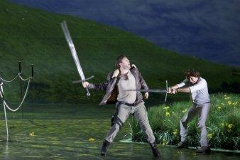 Le Roi Arthus a l'ONP, producció de Graham Vick. Fotografia ©Andrea Messana/OnP