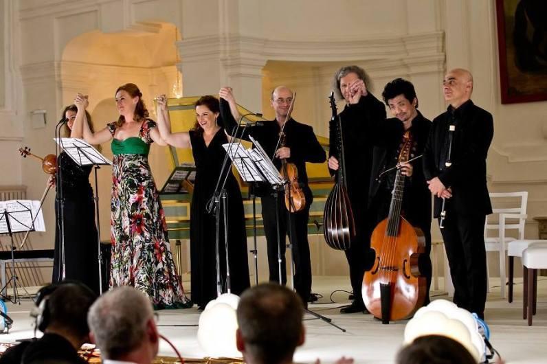 Magdalena Kožená i Le Concert d'Astrée - Valtice 2015 Foto gentilesa web Magdalena Kožená
