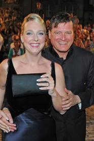 Katharina Wagner i Christian Thielemann