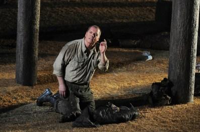 Stefan Vinke, Siegfried a la temporada 2014/2015 del Gran Teatre del Liceu Fotografia ® A Bofill