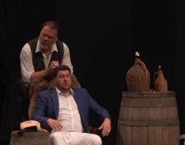 Bryn Terfel (Falstaff) Luca Salsi (Ford) Verbier 2016
