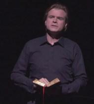 Bernard Richter (Le Chevalier des Grieux) a Manon Producció de Olivier Py