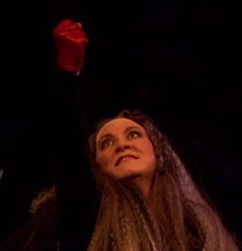 Anna Pirozzi, Lady Macbeth al Teatro Massimo de Palermo