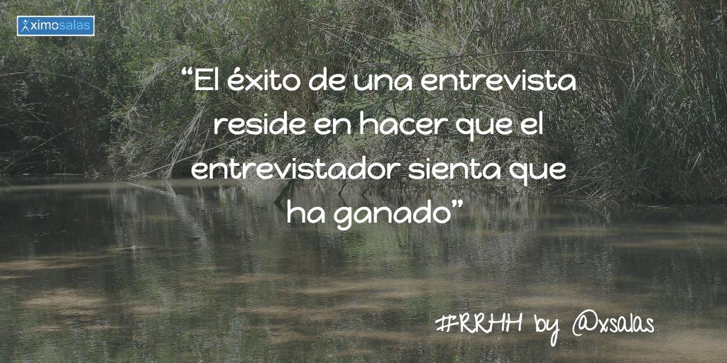 Entrevistas by Ximo Salas RRHH