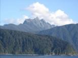 Mitre Peak, Fjordlands National Park, New Zealand