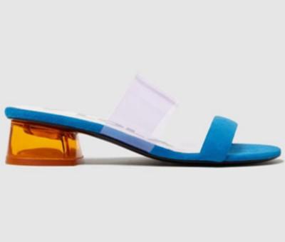 La fiebre-por-las-prendas-y-complementos-transparentes-sandalias vinilo bimba y lola