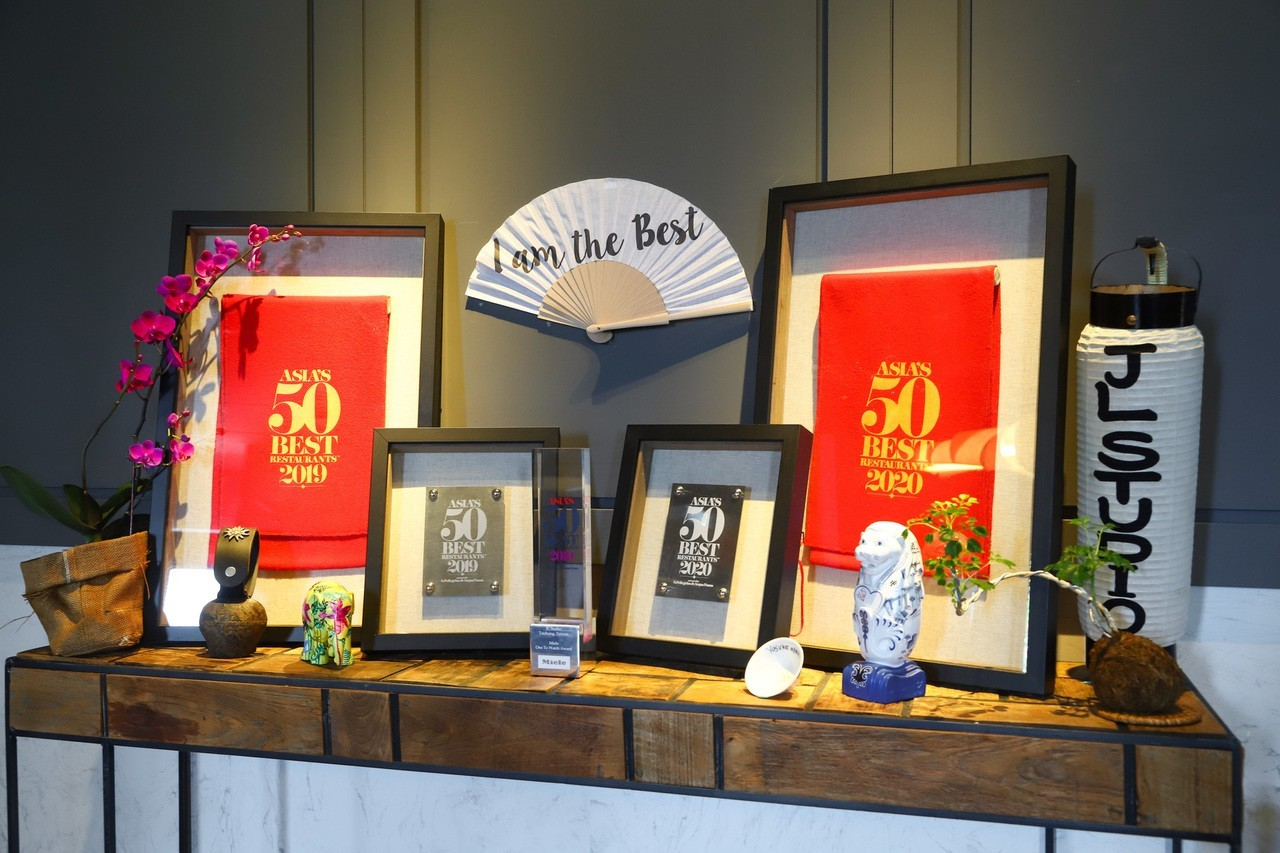 JL Studio 二星主廚林恬耀——在臺灣土地寫下新加坡傳奇   新國志