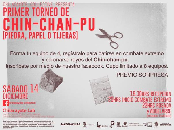 TORNEO DE CHIN CHAN PU