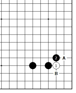 Diagram 5 - Black strong answer