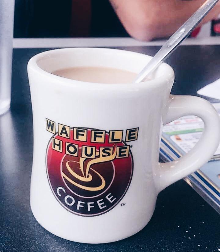 waffle house coffee