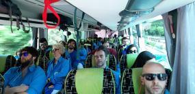 Tornada amb bus