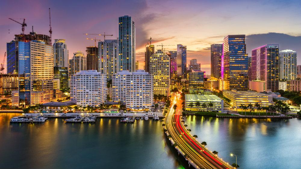 La miglior area di soggiorno a Miami - Downtown