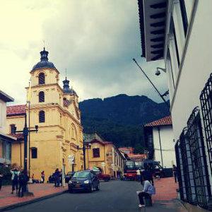 Soggiornare a La Candelaria - Bogotá