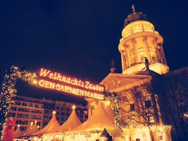 Mercadillo de Navidad - Berlín