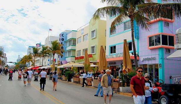 Dove alloggiare a Miami Beach: South Beach