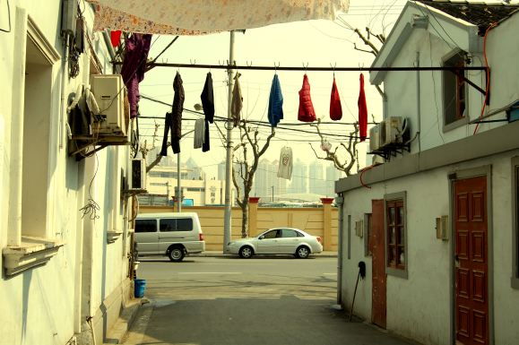 Shanghai - Barrio tradicional