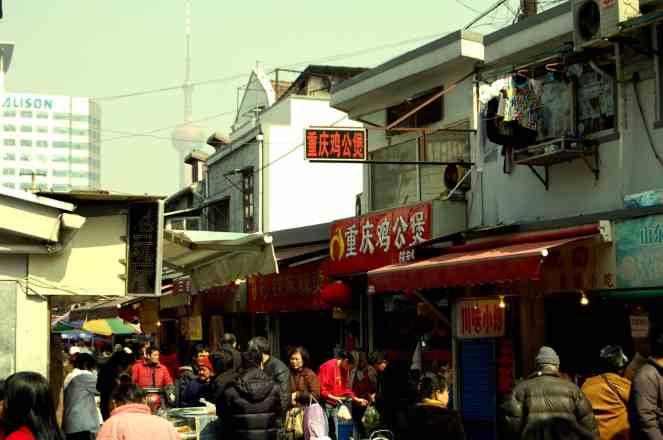 Shanghai - Tiendas populares