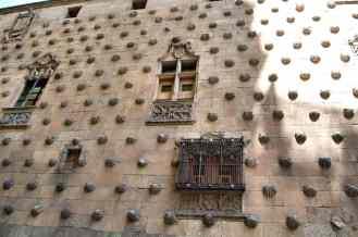 Casa de las Conchas - Fachada