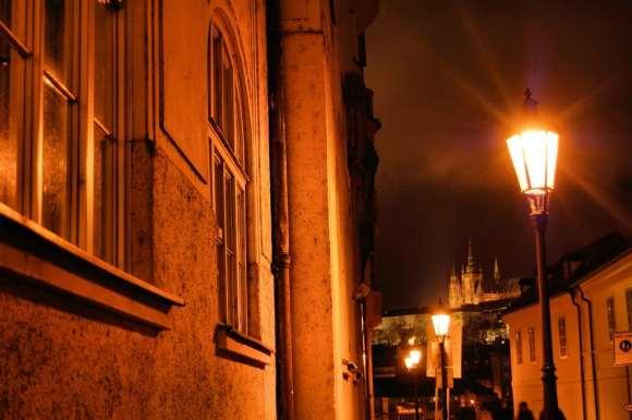 Casco Histórico de Praga
