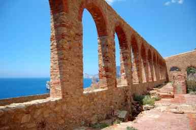 Arcos de Laveria Lamarmora de Nébida