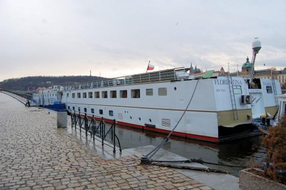 Florentina Boat Hotel - un hotel-barco