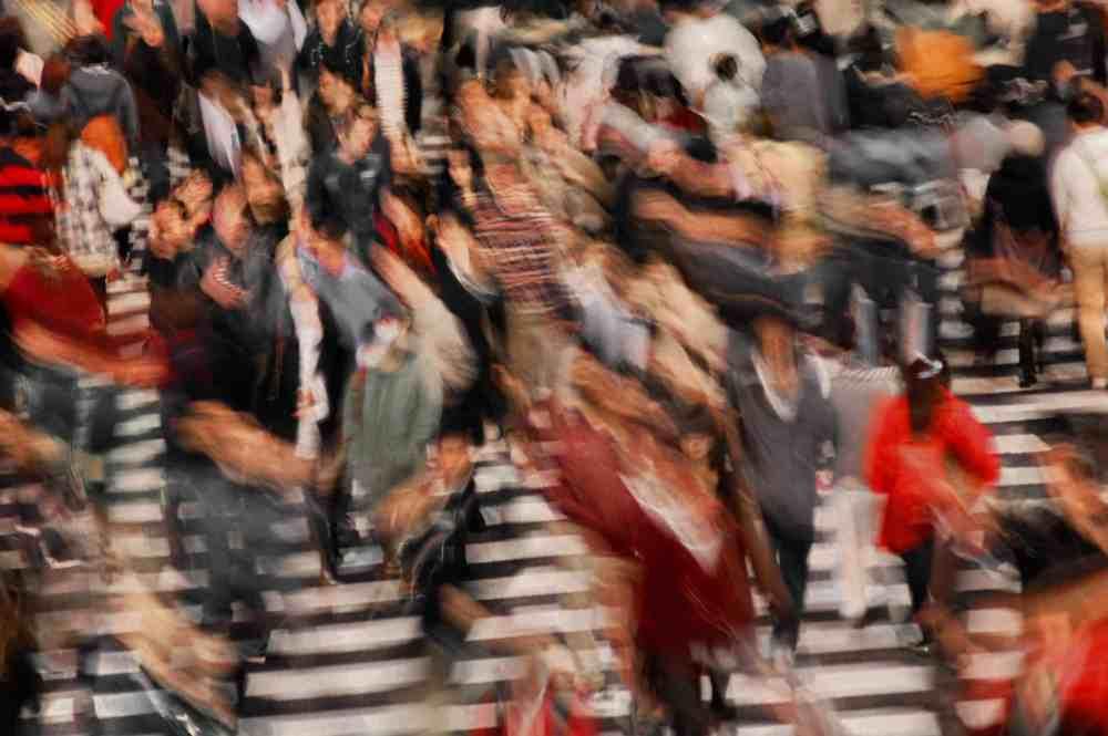 El Cruce de Shibuya - qué ver en Tokio