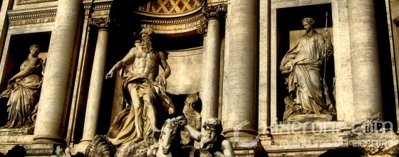 Visitar Roma - Fontana di Trevi