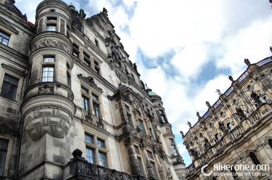 Dresde - Residenzschloss
