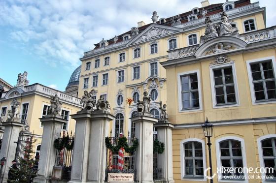 Dresde - arquitectura barroca