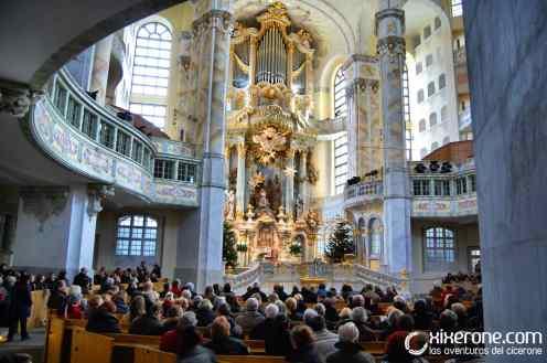 Frauenkirche - Interior