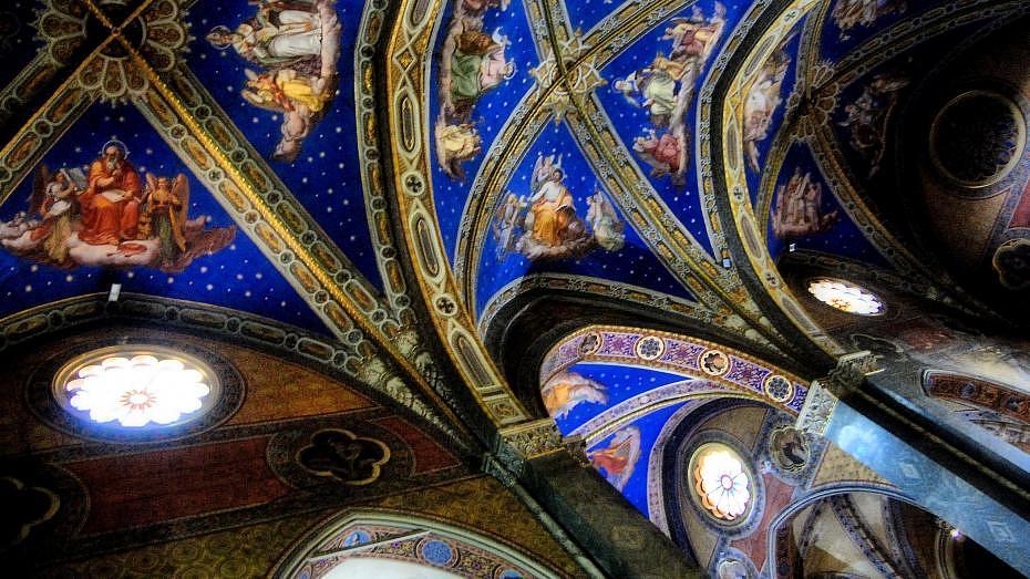 Roma en 48 horas: Santa María sopra Minerva