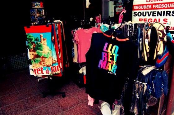 Lloret de Mar - camisetas