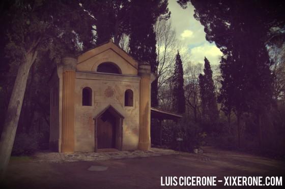 El Capricho - Ermita