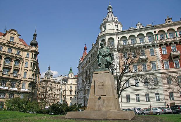 Praga dónde quedarse - Nove Mesto (Ciudad Nueva)