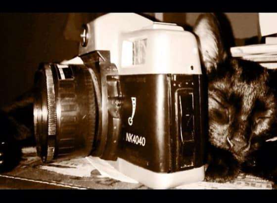 Antonia sueña con ser fotógrafa