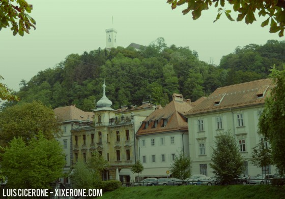 Castillo de Ljubljana