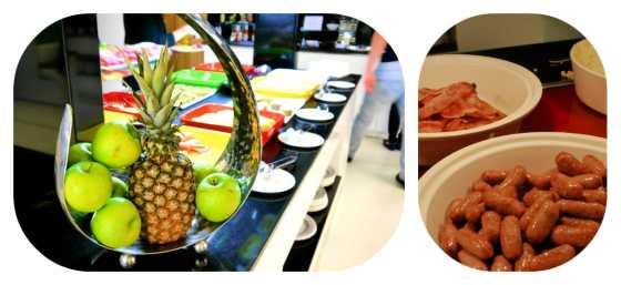 Desayuno del Barceló Sants
