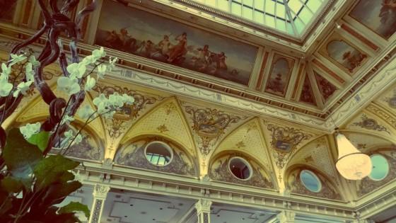 Hotel Kurhaus La Haya _Salón
