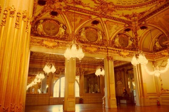 Interior Museo de Orsay