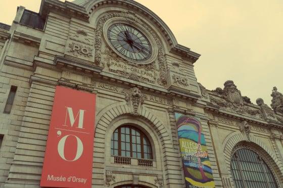 Museo de Orsay Fachada