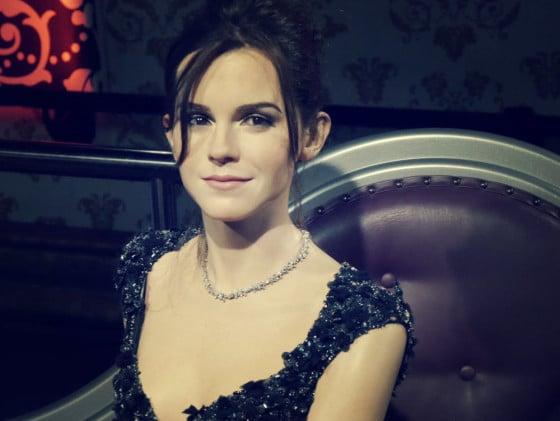 Emma Watson - Madame Tussauds