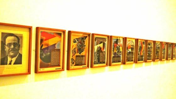 Posters republicanos Reina Sofía