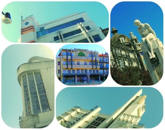 Art Decó en Oporto