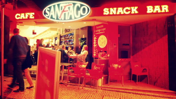 Café Santiago - Oporto