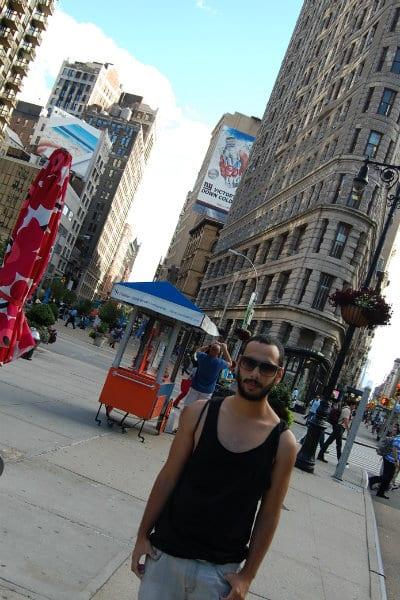 Selfie NYC