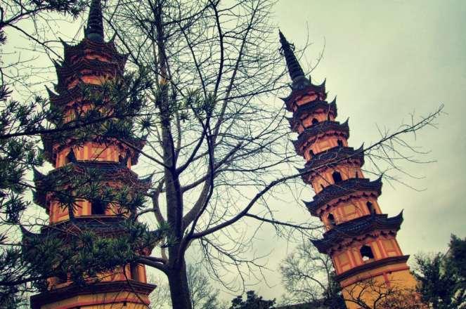 Pagodas de Suzhou