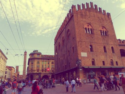 Piazza del Nettuno - Bologna